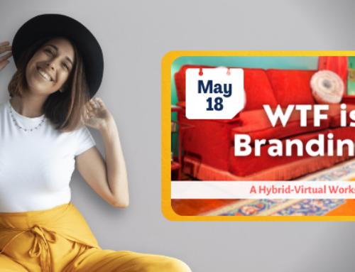 Let's Meet Arletta Gromek Ahead of 'WTF is Branding?'