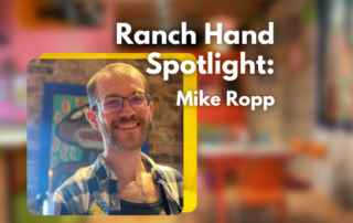 photo of Ranch Hand Mike Ropp at Catalyst Ranch